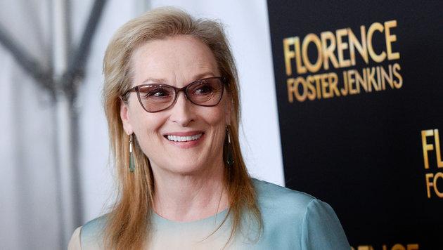 Meryl Streep (Bild: Evan Agostini/Invision/AP)