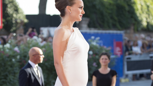 Natalie Portman erwartet ihr zweites Kind. (Bild: Viennareport)