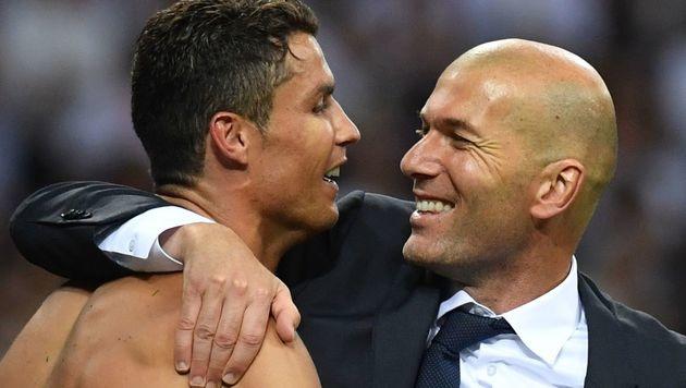 "Real: Ronaldo zurück ++ Sanktionen ""absurd"" (Bild: APA/AFP/GERARD JULIEN)"