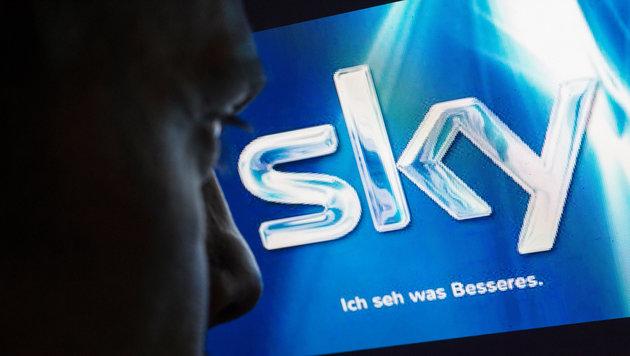 Sky präsentierte neue Shows, Serien und Gesichter (Bild: APA/dpa)