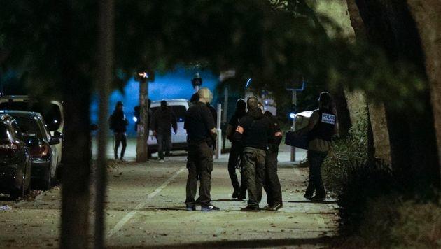 Terrorverdächtige in Paris schwor IS die Treue (Bild: AFP)