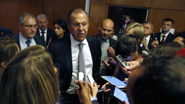 USA und Russland über Waffenruhe in Syrien einig (Bild: AP)