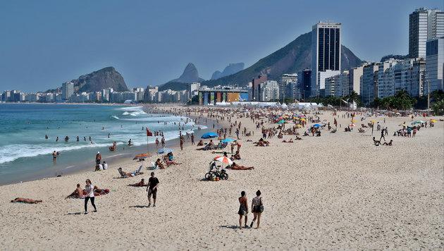 Copacabana (Bild: GEPA)