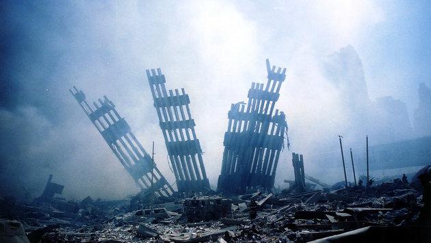 """""""Pearl Harbor des 21. Jahrhunderts"""": 15 Jahre 9/11 (Bild: AFP)"""