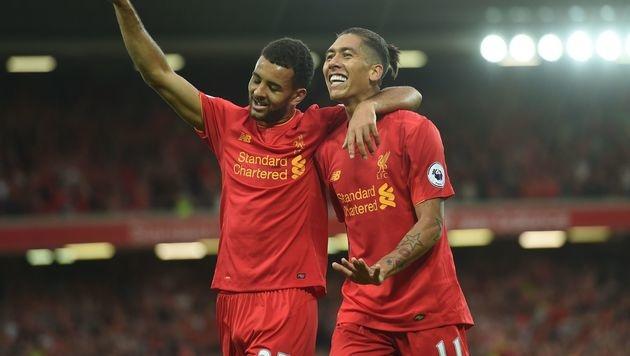 Fuchs mit Leicester bei Liverpool chancenlos (Bild: AFP)