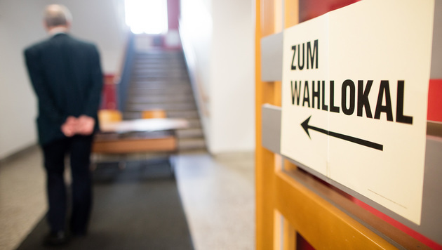 Neue Jungwähler kommen in Wählerregister (Bild: APA/Georg Hochmuth)