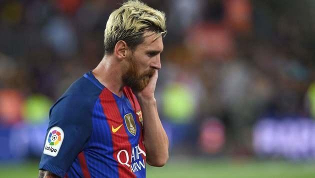 Riesen-Blamage für FC Barcelona (Bild: AFP)
