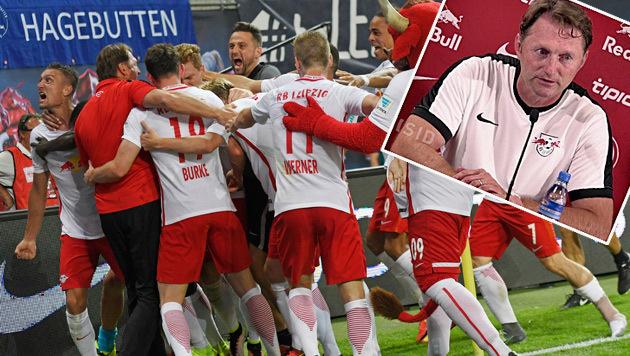 Hasenhüttl vor Rückkehr nach Ingolstadt entspannt (Bild: AP)