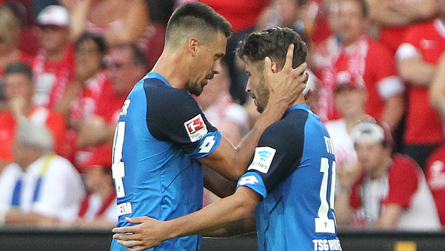 Bitter! Mainz gibt 4:1-Führung aus der Hand (Bild: AFP)