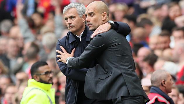 """Mourinho sauer auf Schiri und """"vier, fünf Spieler"""" (Bild: AP)"""