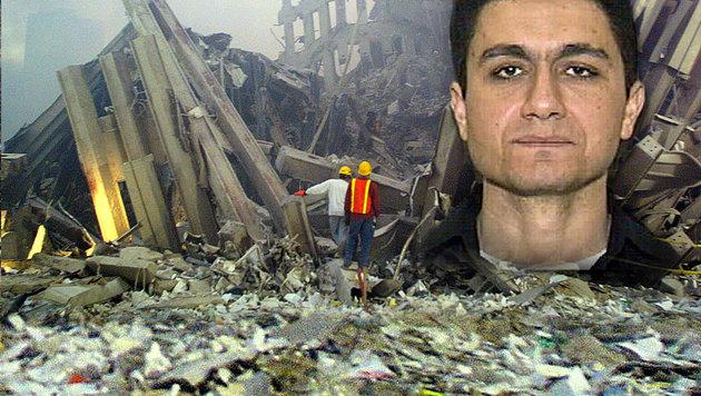 """Mutter von 9/11-Terrorist: """"Mein Sohn lebt"""" (Bild: AFP, FBI)"""