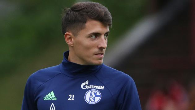 ÖFB-Star Schöpf bei Schalke auf dem Abstellgleis (Bild: GEPA)