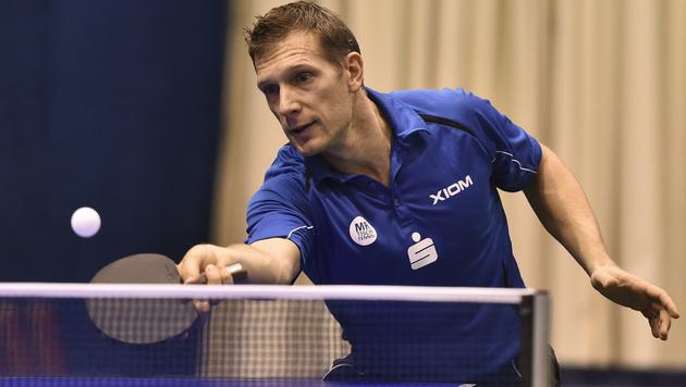 Paralympics: Krisztian Gardos kämpft um Bronze (Bild: GEPA)