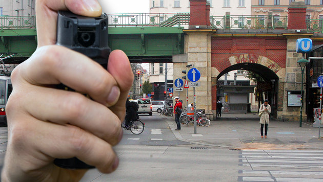 Im Bereich der U6-Station Thaliastraße kam es zum Handgemenge zwischen Betrunkenen und Polizisten. (Bild: ANDI SCHIEL, thinkstockphotos.de)