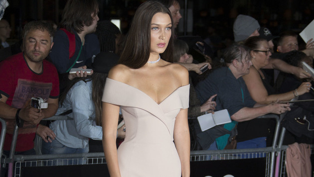 Bella Hadid (Bild: Associated Press)