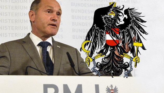 "So lacht das Ausland über unseren ""Ewig-Wahlkampf"" (Bild: APA/Herbert Pfarrhofer)"