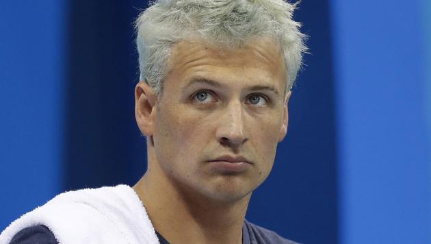 Gesperrter Lochte m�chte bei Olympia 2020 starten (Bild: AP)