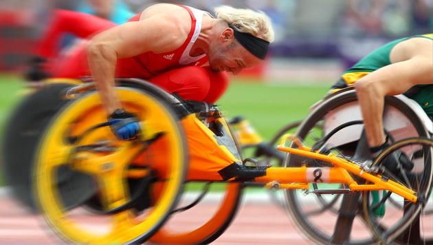 Paralympics: Geierspichler verpasst Finale knapp (Bild: GEPA)