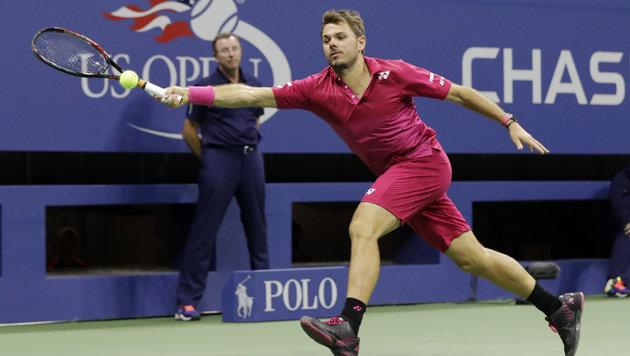 Sensation! Wawrinka besiegt Djokovic im Finale (Bild: AP)