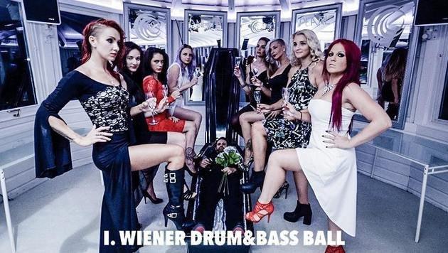 """""""Aufruhr: Die Drum and Bass-Szene der City bebt! (Bild: Jakob Privitzer)"""""""
