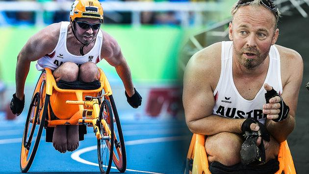 """Geierspichler: """"Paralympics sind eine Scheinwelt!"""" (Bild: GEPA)"""