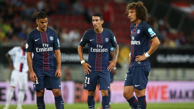 PSG nach schwachem Saisonstart gegen Arsenal (Bild: GEPA)