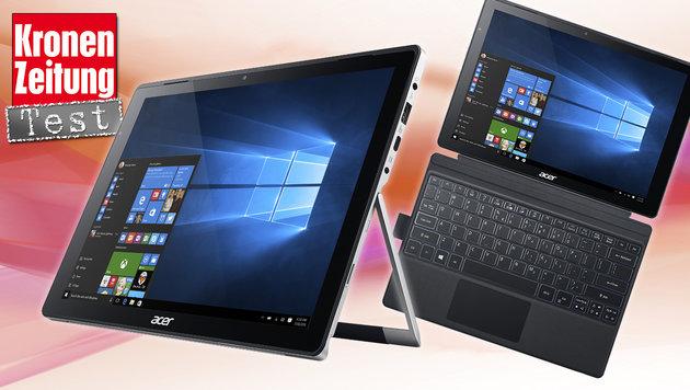 Acer Switch Alpha 12: Tablet mit Flüssigkühlung (Bild: Acer, thinkstockphotos.de)