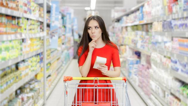 Die 8 besten Spar-Tipps beim Lebensmittel-Einkauf (Bild: thinkstockphotos.de)