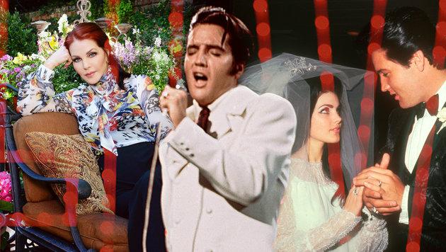 Elvis Presley: Die Legende im orchestralen Gewand (Bild: graceland archives)