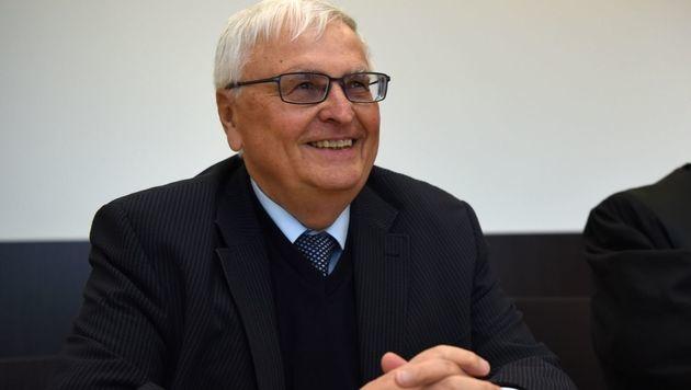 Ex-DFB-Präsident Zwanziger verklagt Land Hessen (Bild: AFP)