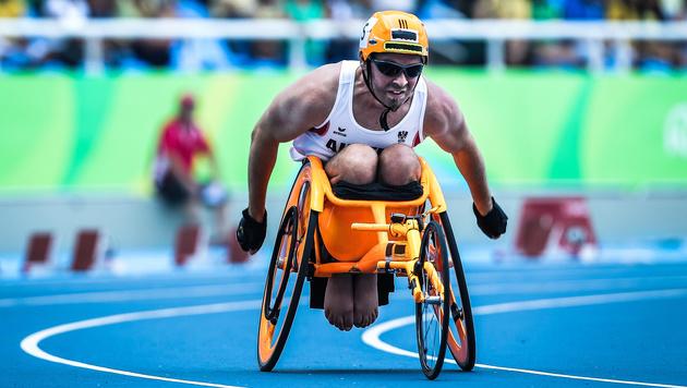 Geierspichler beendet Paralympics wegen Krankheit (Bild: GEPA)
