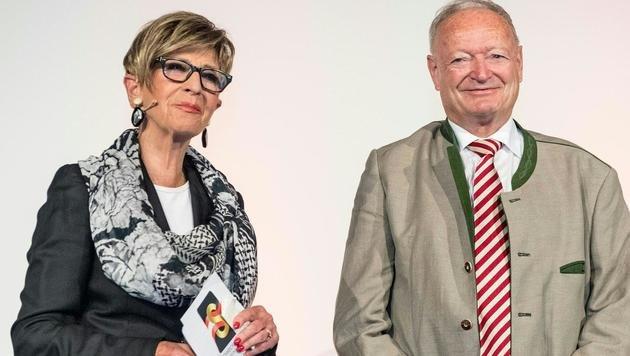 Ingrid Korosec wird Nachfolgerin von Andreas Khol an der Spitze des Seniorenbundes. (Bild: APA/FOTOKERSCHI.AT/WERNER KERSCHBAUMMAYR)