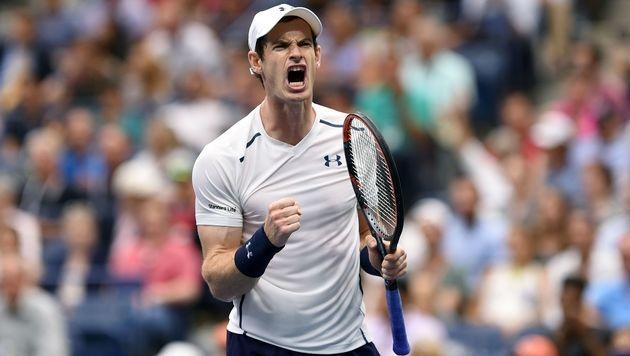 Murray und Co.: Stadthallen-Turnier topbesetzt (Bild: AFP)