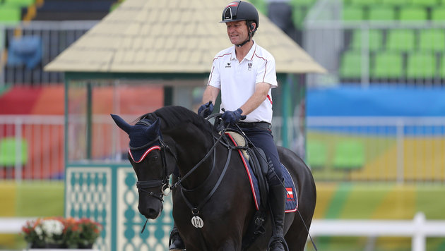 Paralympics-Gold f�r Pepo Puch in Para-Dressur! (Bild: GEPA)