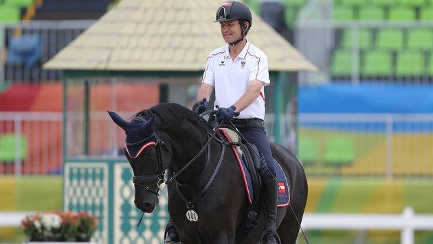 Paralympics-Gold für Pepo Puch in Para-Dressur! (Bild: GEPA)