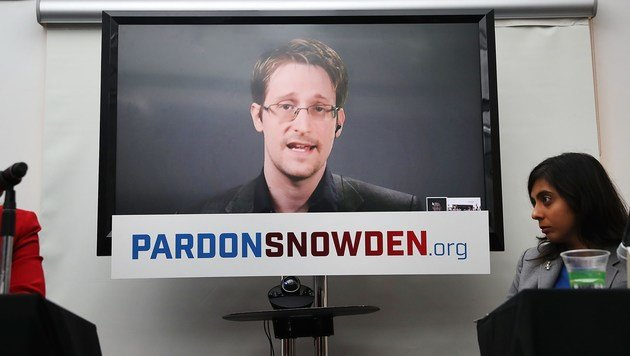 Whistleblower Snowden bereut Enthüllungen nicht (Bild: APA/AFP/Getty Images/Spencer Platt)