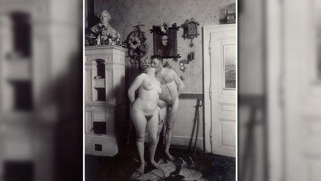 """""""Sex-Ausstellung in Wien sorgt für Wirbel (Bild: © Imagno/Austrian Archives)"""""""