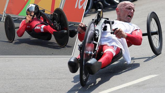 Österreichs Paralympics-Stars räumen in Rio ab (Bild: GEPA)