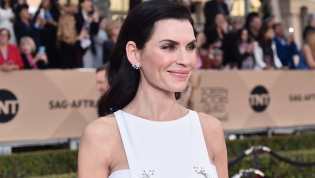 Julianna Margulies (Bild: APA/AFP/GETTY IMAGES/Alberto E. Rodriguez)