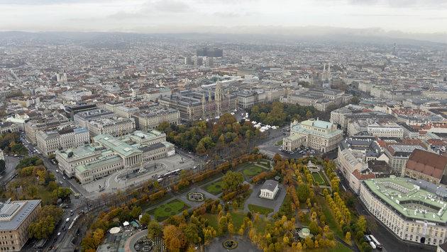 """Spitzenplatz: Wien ist """"smarteste"""" City weltweit (Bild: APA/HERBERT NEUBAUER)"""