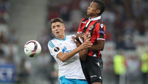 Schöpf gewinnt mit Schalke bei Balotelli-Klub (Bild: AFP or licensors)