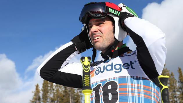 Ski-Crosser Andreas Matt beendet seine Karriere (Bild: GEPA)