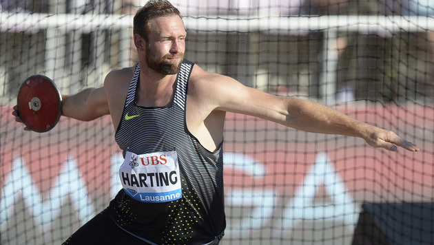 WADA-Leaks: Auch Robert Harting & Froome betroffen (Bild: AP)