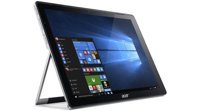 Acer Switch Alpha 12: Tablet mit Flüssigkühlung (Bild: Acer)