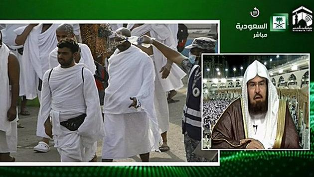 """""""Lass Dschihadisten bösartige Christen besiegen!"""" (Bild: YouTube.com)"""
