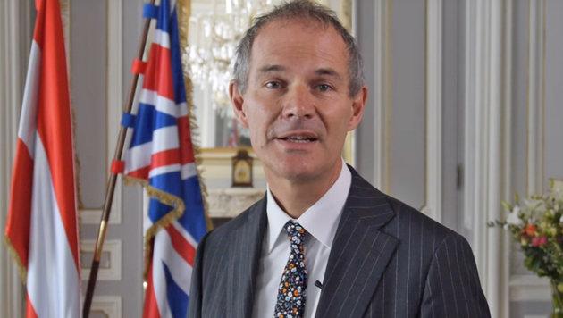 Britischer Botschafter erobert �sterreichs Herzen (Bild: YouTube.com/UKin Austria)