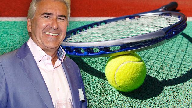 Chef des Tennisverbandes unter Korruptionsverdacht (Bild: Thinkstockphotos.de, GEPA pictures/ Philipp Brem)