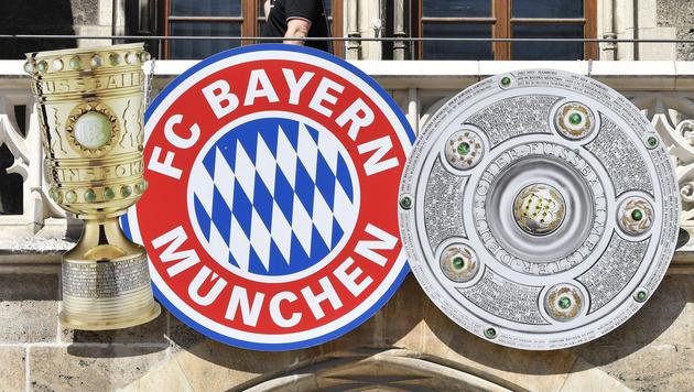 FC Bayern bleibt im Vereinsregister (Bild: GEPA)