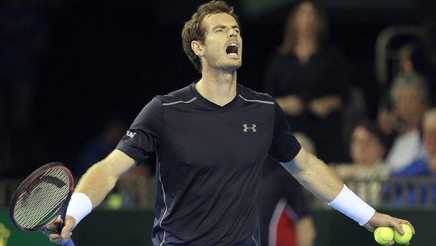 Murray verliert Olympia-Revanche gegen Del Potro (Bild: APA/AFP/ANDY BUCHANAN)