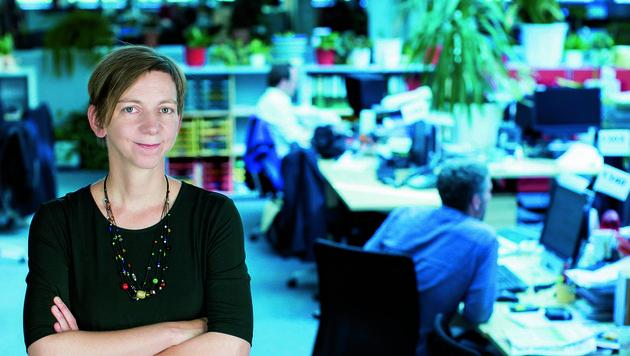 Katharina Schell (Bild: APA/IAN EHM)